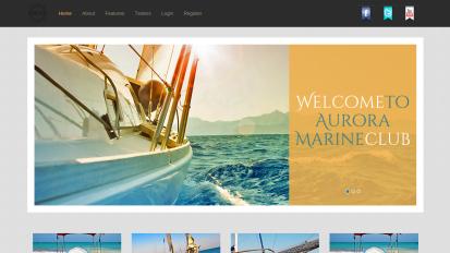 Aurora Marine Club