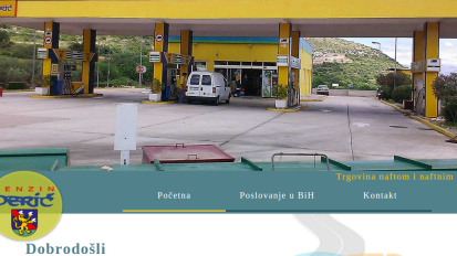 Benzin Peric